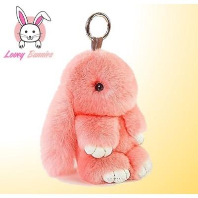 Genuine Lovey Bunnies Keychain