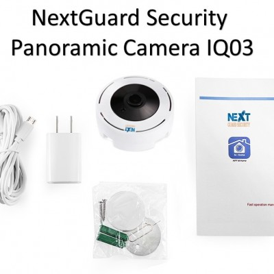 Panoramic Camera IQ03