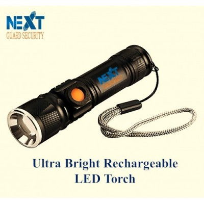 Ultra Bright Rechargeable LED Torch